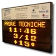 Infocittà, display comunali, display a led per informazioni comune, PMV